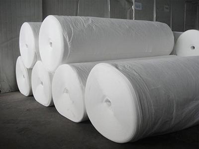 聚酯长丝土工布